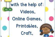 M100W word activities