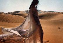 Desert Photo Shoot