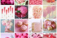 pink / by Allie Mackenzie
