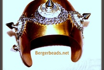 Steampunk Style by Berger Beads / A collection of our steampunk style jewelry and findings.
