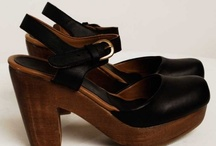 SHOESES / for sharing riddles / by kirby