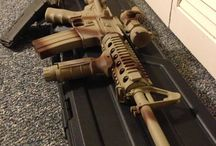 AR 15 / Weapons and accessories
