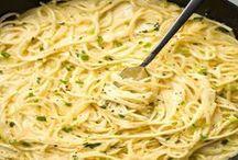Receptek-Spagetti
