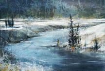 Karen Bonaker Corel Painter