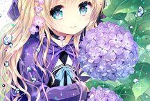 manga fille