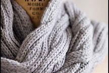 Knit & Crochet / by Mimi Applebaum