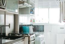 Cozinha ap pequeno