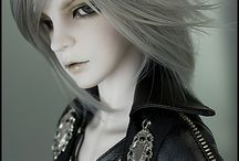 Male Ball-Jointed-Doll [BJD] / Featuring male BJDs