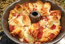 Pizzabrood / Brood