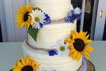 Georgina & Matt's Wedding Cake