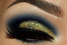idéias makeup