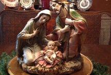 Christmas decorating / by Margaret Bennett
