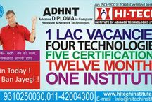 Join Hi-Tech Institute of Advanced Technologies
