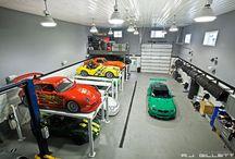 Garages / by Rich Grosskettler