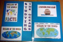 Homeschool: Ocean Unit