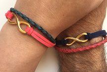 pulseras pareja