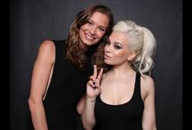 Nicolette's You Are Gold Album Release Party / #YouAreGold, album release, nyc photo booth