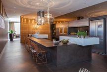 Cozinhas bancadas