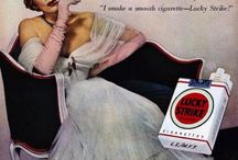 Vintage Celebrity Endorsements / Celebrity Endorsements from the past that are interesting, amusing, funny, or of some historical value