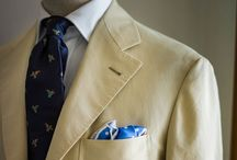 Tailoring / Quality men's wear.