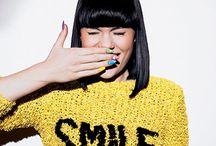Jessie smile