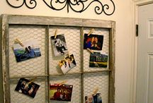 Picture Frames DIY