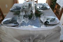 Table decor and entertaining / by Henriette Smit
