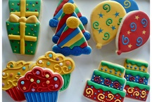 Cookies - birthday