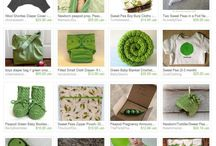 Etsy Treasuries / Treasuries on Etsy featuring baby items or recycled wool