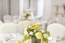 Lemon Wedding by Your Perfect Wedding / Wedding planner: Your Perfect Wedding, Poland