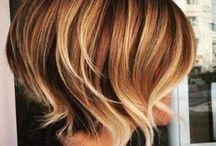 color & haircut