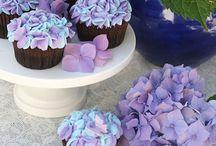 cupcakes en taart