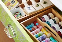 Craft Storage Bliss / by CraftBliss