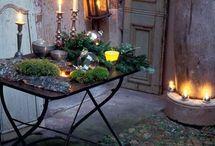 décoration extérieure