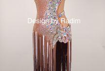 латинские платья
