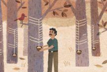 Chico Mendes / Chico Mendes foi um grande ambientalista Brasileiro, nascido em Xapuri, Acre no ano de 1944 ele trabalhava como seringueiro, foi alfabetizado aos 19 anos de idade , recebeu vários prêmios  entre eles o Premio Global da Preservação Ambiental (ONU). morreu aos 44  no ano de 1988 com um tiro de escopeta, utilizada por Darly Alves, um fazendeiro prejudicado pelas políticas de Chico Mendes