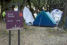 Italie, TOSCANE / overige campings
