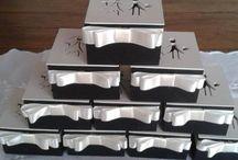 caixas para padrinhos