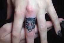 tattoos / by Crimson