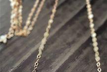 Minimalist jewelry design
