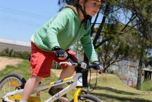 Bike Rides with Kids - Melbourne and Victoria / Great routes and trails for riding with kids and the family. From Learners to Racers and Commuters and Mountain Bikers.