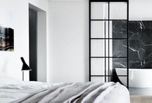 Slaapkamer / Inrichting slaapkamer en kast
