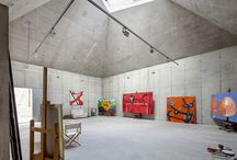 Studio Spaces / Dream studios for every artist.