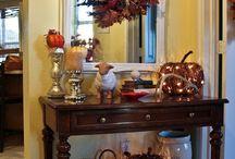 Thanksgiving / by Bobbi Gray