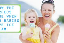 Know the Perfect Time When Can Babies Have Ice Cream – And How to Introduce It