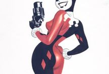 ~ harley quinn ~ / one of my favorite comic book characters - Harley Quinn