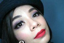 MOTD, EOTD, FOTD / all my ideas of makeup. Because i do love it