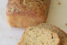 Breads and Muffins / by Meggin Finkeldei