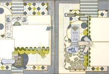 Authentique Layouts / by Moira Coward