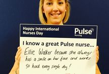 Celebrating International Nurses Day / Celebrating International Nurses Day throughout the years